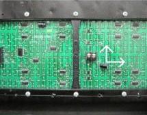 نصب و اتصال ماژول ها درون قاب
